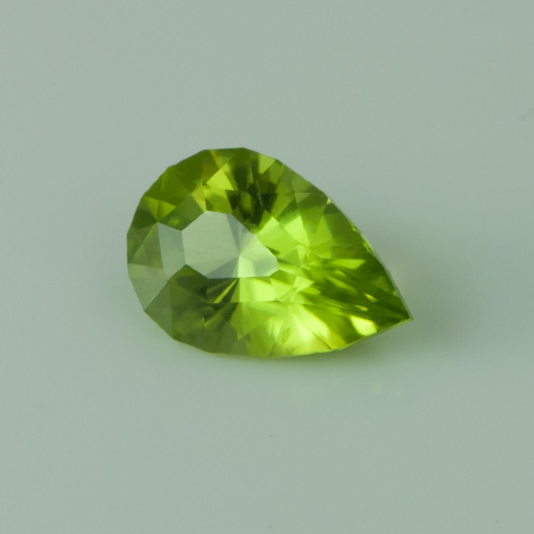 peridot march 21 2014 soulfire gems custom gem cutting